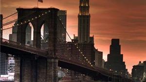 Bí ẩn lá cờ trắng xuất hiện trên cầu Brooklyn -  biểu tượng TP New York