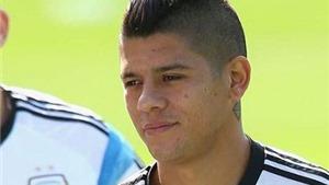 Hàng thủ Real Madrid: Marcos Rojo thay Marcelo?