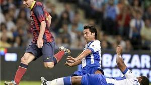 Messi & Eto'o 'cướp diễn đàn' trong trận đấu tri ân Deco