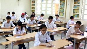 Chọn phương án tổ chức một kỳ thi Trung học phổ thông quốc gia