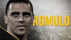 Chính thức: Juventus hoàn tất việc mượn Romulo