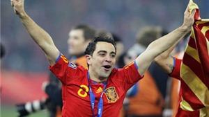 CẬP NHẬT tin tối 5/8: Xavi từ giã đội tuyển Tây Ban Nha. Man United đổi Kagawa lấy Arda Turan