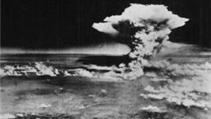 Nhìn lại vụ ném bom nguyên tử xuống Hiroshima và Nagasaki 69 năm trước