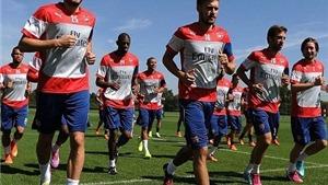 KẾT QUẢ bốc thăm vòng play-off Champions League: Arsenal gặp Besiktas, Napoli gặp Athletic Bilbao