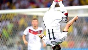 Miroslav Klose chia tay tuyển Đức: Xa rồi, những cú salto...