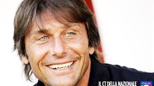 Italy CHÍNH THỨC bổ nhiệm Conte làm HLV