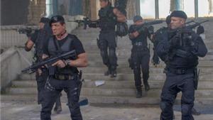 Phim 'The Expendables 3': Hội tụ các lão tướng cơ bắp