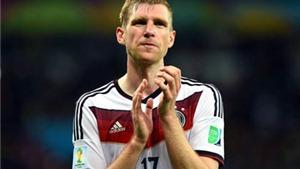 Per Mertesacker chia tay đội tuyển Đức: 10 năm một cuộc tình
