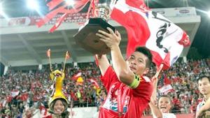 Cầu thủ Hải Phòng ngất ngây sau chức vô địch Cup QG