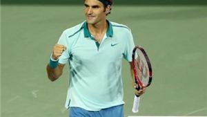 Federer lần thứ 6 đăng quang Cincinnati