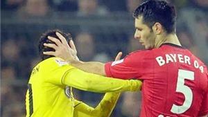 Leverkusen ghi bàn NHANH NHẤT lịch sử Bundesliga, hạ gục Dortmund