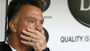Van Gaal: 'Chúng tôi đang tiến bộ'. 'Daley Blind sẽ là cầu thủ Man United'
