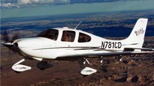 Chưa tìm được phi công trên chiếc máy bay bị rơi ở Đại Tây Dương