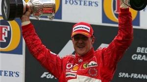 10 năm ngày Michael Schumacher VĐTG lần thứ 7: Viết lại lịch sử Công thức 1