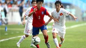 Bóng đá nữ Việt Nam khó vượt ngưỡng