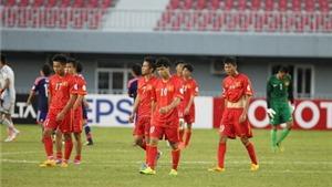 U19 Việt Nam 1- 3 U19 Nhật Bản: Sụp đổ những phút cuối