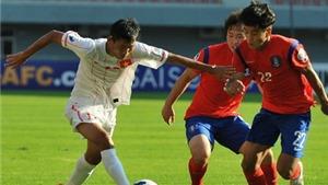 U19 Trung Quốc chia điểm U19 Hàn Quốc sau trận hoà không bàn thắng