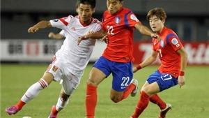 U19 Trung Quốc không chủ hoà