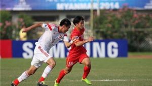 U19 Việt Nam tại VCK U19 Châu Á: Những bài học bổ ích