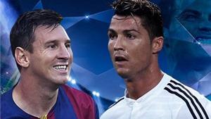 10 chân sút có hiệu suất ghi bàn cao nhất Champions League: Ronaldo 'hít khói' Messi