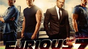 'Furious 7' thành phim cán mốc 1 tỷ USD nhanh nhất từ trước tới nay