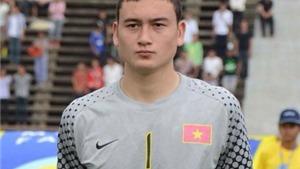 Thủ môn Việt kiều Đặng Văn Lâm: 'Tôi muốn được khoác áo đội U23 Việt Nam'