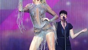 Taylor Swift: Thành sao dễ như ăn kẹo