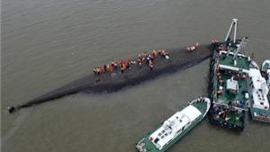 Hơn 400 người vẫn mất tích trong vụ chìm phà chết chóc bậc nhất Trung Quốc
