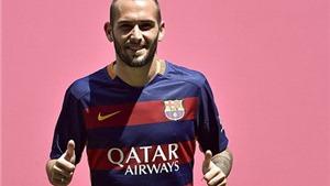 Aleix Vidal: 'Phải chờ nửa năm để được đá cho Barca cũng chẳng sao'