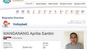 SEA Games 2015: Philippines đòi kiểm tra giới tính ở đội tuyển bóng chuyền nữ Indonesia