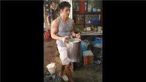 Ngắm chàng bán sữa đậu nành nổi danh trai đẹp nhất xứ Đài