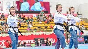 Taekwondo Việt Nam đứng thứ 4 Đại hội thể thao sinh viên thế giới