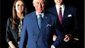 Vợ chồng hoàng tử Williams vẫn được bố cho tiền tiêu vặt