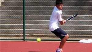 Giải quần vợt Quốc tế U18 ITF – Cúp Hưng Thịnh 2015: Văn Phương đi tiếp