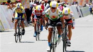 Giải xe đạp nữ toàn quốc mở rộng – Cúp Truyền hình An Giang 2015: Áo vàng lại đổi chủ