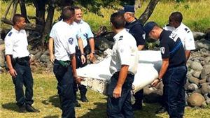 Dựa vào đâu để xác định một mảnh vỡ thuộc về MH370?