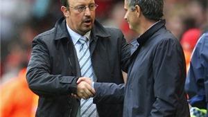 Nhìn lại những cuộc 'khẩu chiến' giữa Benitez và Mourinho