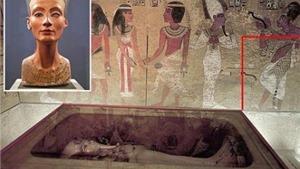 Tìm thấy nơi an nghỉ của Nữ hoàng Ai Cập Nefertiti huyền thoại?
