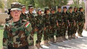 123 nữ binh xinh đẹp thề giết hết IS, không để chúng hưởng '72 trinh nữ khi lên thiên đường'