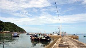 Khánh thành cột cờ chủ quyền Tổ quốc tại đảo Trần - Cô Tô