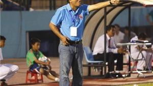 Đồng Nai thua 'chung kết ngược' HLV Trần Bình Sự tuyên bố nghỉ hưu