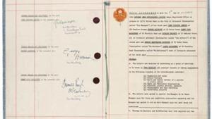 Hé lộ từ hợp đồng thu âm khởi nghiệp của The Beatles: Ban nhạc có thể tan rã ngay khi mới thành lập