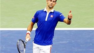 Thắng chóng vánh trước ĐKVĐ Cilic, Djokovic lọt vào Chung kết US Open 2015