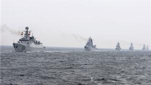 Đội tàu Trung Quốc tới Malaysia tập trận 'hòa bình và hữu nghị'