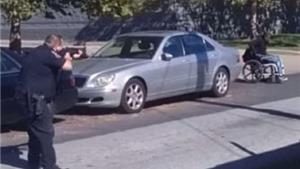 VIDEO cảnh sát Mỹ bắn chết người da mầu trên xe lăn