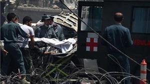 Afghanistan: Đánh bom ở sân vận động, 60 người thương vong