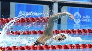 Ánh Viên giành 7 HCV giải bơi các nhóm tuổi châu Á 2016