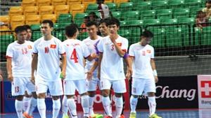Tuyển futsal Việt Nam đại thắng Lào 13-1