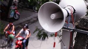 Chuyện Hà Nội: Nỗi niềm những chiếc loa phường