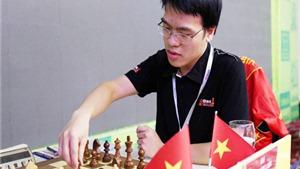 Quang Liêm dẫn đầu giải cờ vua Triệu phú 2015